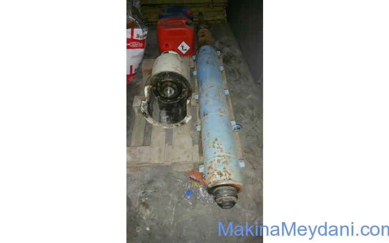 240 ton Kompozit BMC/SMC Plastik Enjeksiyon Makinesi