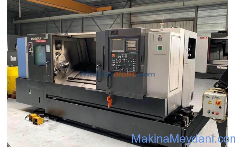 DOOSAN GT2600L 780x1370 CNC TORNA