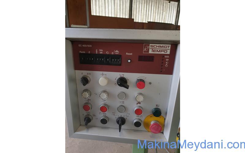 Otomatik Testere Bileme Makinesi