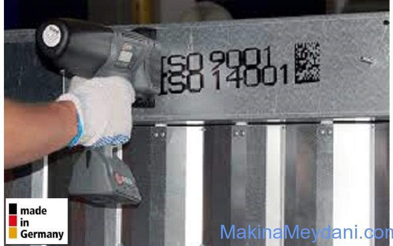 Alize EBS Handjet 260 Mobil İnkjet Yazıcı Kodlama Markalama Tarihleme