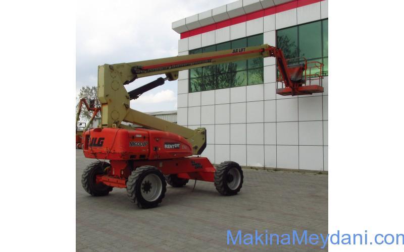 2. El JLG Eklemli Bomlu 2003 model M600JP J1.3744