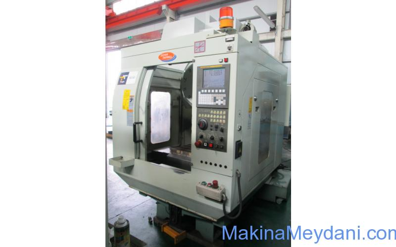 TOPPER TMV 510 CNC TAPPING CENTER