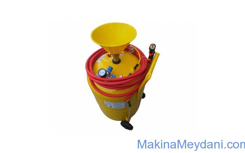 60 litrelik Köpük Püskürtme Makinesi
