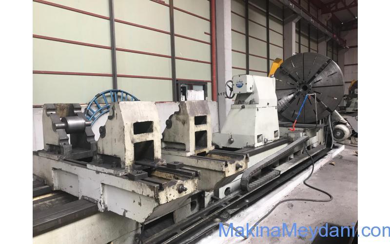2000x5000 mm SPARK ÇAP TORNASI