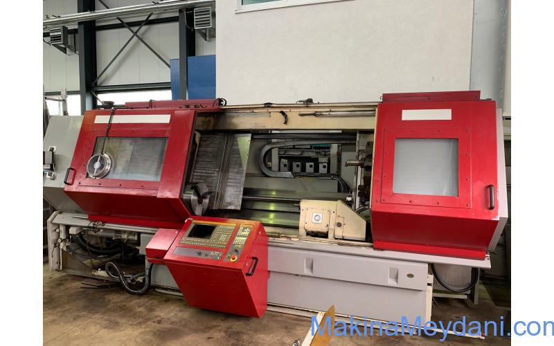 CNC Torna Makinesi