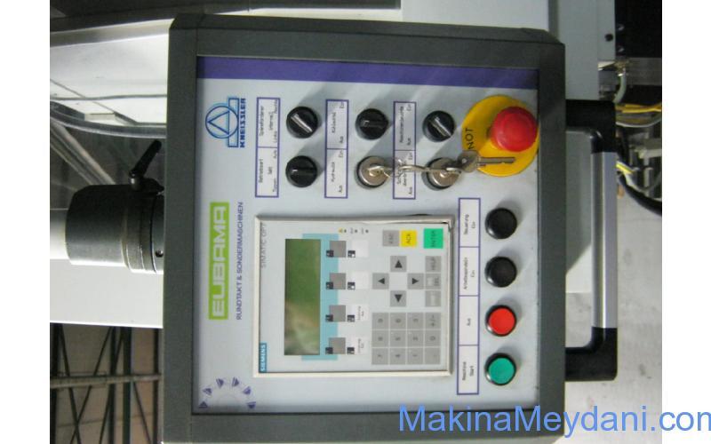 CNC Transfer Tezgahı