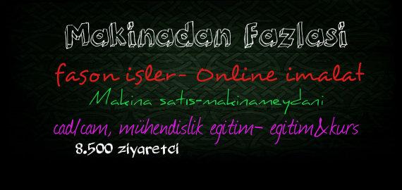 MakinaMeydani.com | İkinci el makina ilan sitesi